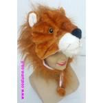 כובע אריה מעוצב .