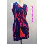 שמלות M T V מקושקשת