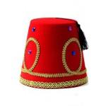 כובע תרבוש מפואר