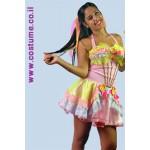 להשכרה שמלה ילדותית ומתוקה
