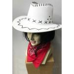 כובע בוקר לבן