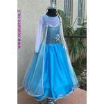 מלכת הקרח- שמלה
