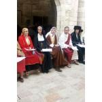 במוזיאון מגדל-דוד