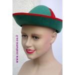 כובע רובין הוד / פיטר פן