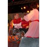 על כסאות גלגלים-אילן קרית חיים