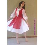 עליונית-אדומה-מעל-שמלת-בסיס