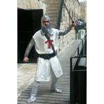 צלבני במוזיאון מגדל-דוד