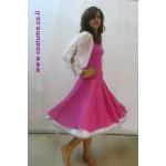 שמלת-בסיס-ועליונית-ורודה
