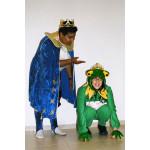 זוג - הנסיך והצפרדע