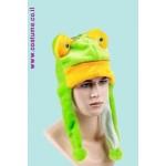 כובע צפרדע מעוצב