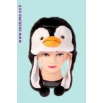 כובע פינגווין מעוצב
