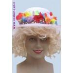 כובע למוכרת פרחים