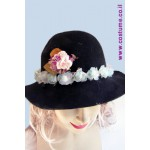 כובע אלגנטי עדין