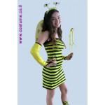 תחפושת דבורה-בשמלה