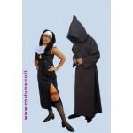 הנזירה שתפסה נזיר - תחפושת זוגית