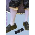 עיטור לנעל אבזם / תחרה