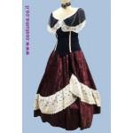 תלבושת תקופתית לליידי