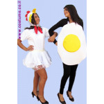 הביצה והתרנגולת לזוג