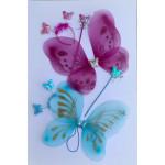 כנפיים לפרפר שרביט ומיחושים