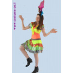 תחפושת רקדנית ברזילאית