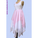 שמלה דגם פיה בשלוש שכבות