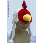 כובע תרנגול פרוותי